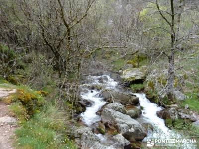 Cascadas Purgatorio,Bosque Finlandia; rutas de montaña madrid; clubs montaña madrid; rutas de send